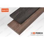 Террасная доска Porch Solid 3D